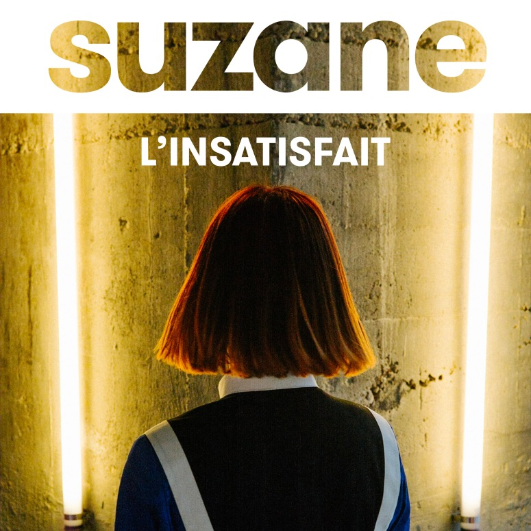 SUZANE - Linsatisfait - cover